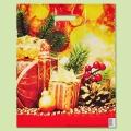 """Коледа и Нова година - Чанта """"Златна Коледа"""""""