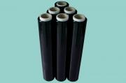 Ленти и фолия - Черен ръчен палетен стреч