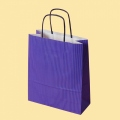 Стандартни хартиени чанти - Хартиена виолетова EP-200