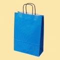 Стандартни хартиени чанти - Хартиена светлосиня EP-400