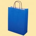 Стандартни хартиени чанти - Хартиена синя EP-600