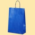 Стандартни хартиени чанти - Хартиена чанта синя EP-600