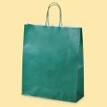 Стандартни хартиени чанти - Хартиена чанта зелена EP 800