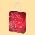 Коледа и Нова година - Коледни орнаменти, червена S1-452