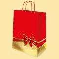Коледа и Нова година - Празнична панделка XXL1-842