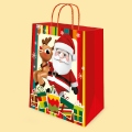 Коледа и Нова година - Детска коледна, червена XXL1-848