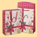 """Коледа и Нова година - Чанта-кутия """"Коледна изненада"""""""