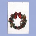 """Коледа и Нова година - Плик """"Коледен венец"""""""